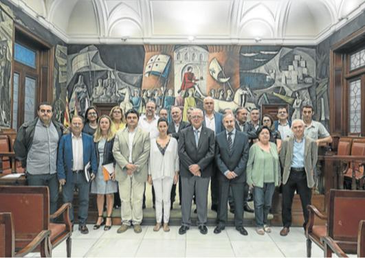 HERALDO DE ARAGÓN | La DPZ destina 500.000 € al consejo que plantará batalla a la despoblación